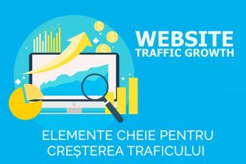 cum cresti traficul pe website - 7 elemente cheie - inkon agentie webdesign si marketing
