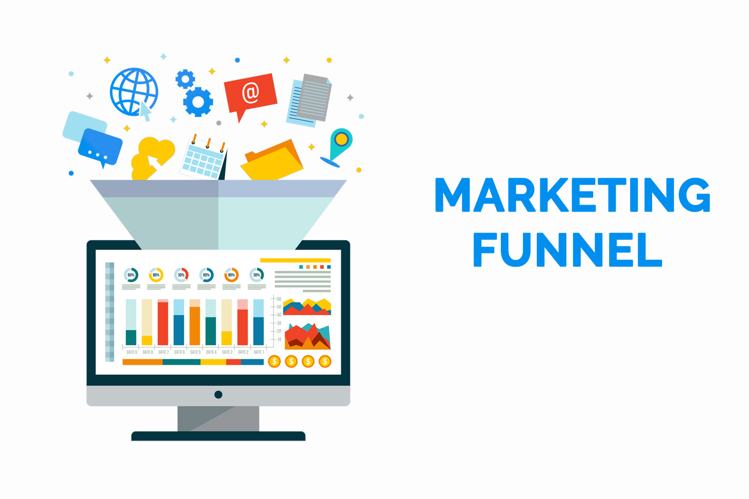 Funnel Marketing - Web Marketing - Online Marketing - AGENTIE MARKETING TIMISOARA