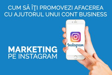 Marketing Instagram, - cum sa iti promovezi afacerea pe instagram cont business - marketing digital - inkon agnetie web design si marketing timisoara