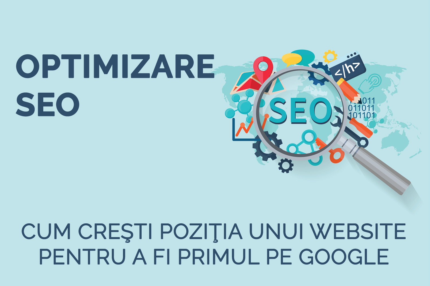 Optimizare Seo Google - Agentie Optimizare SEO Timisoara - Servicii Optimizare website - seo site web - web marketing