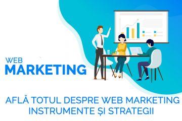 web marketing - marketing digital - markeging online - afla totul despre instrumente si strategii de marketing - agentie marketing timisoara - Inkon Marketing Agency