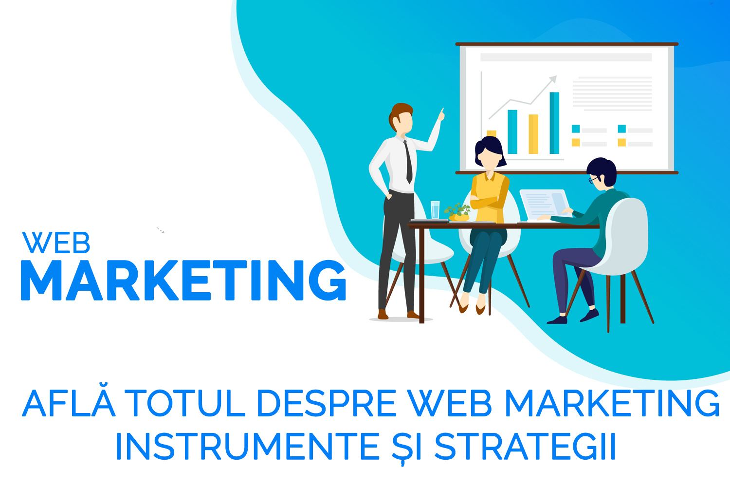 web marketing - marketing digital - markeging online - afla totul despre instrumente si strategii de marketing - agentie marketing timisoara - Inkon Marketing Agency